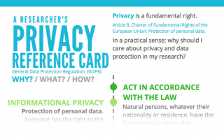 privacy flyer fragment